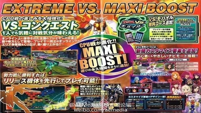 Mobile Suit Gundam Extreme VS. Maxi Boost Gunmax_03