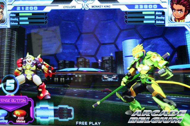 Hero of Robots Hero01