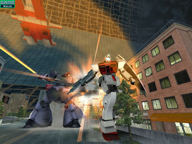 Mobile Suit Gundam - Senjo no Kizuna Kizv115_09