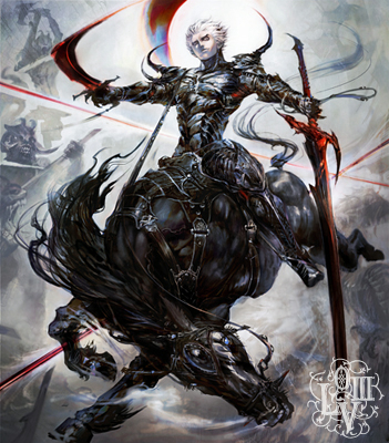 Lord of Vermilion III Lov20