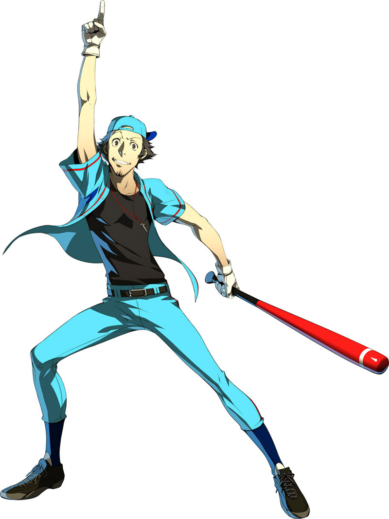 Persona 4 The Ultimax Ultra Suplex Hold P4ultimax_06