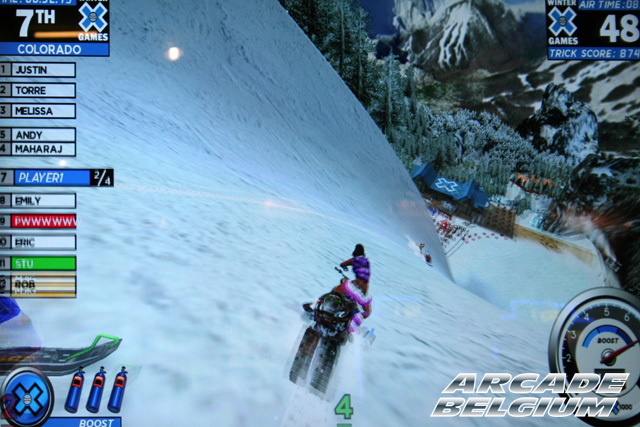 Winter X Games SnoCross Snox04b