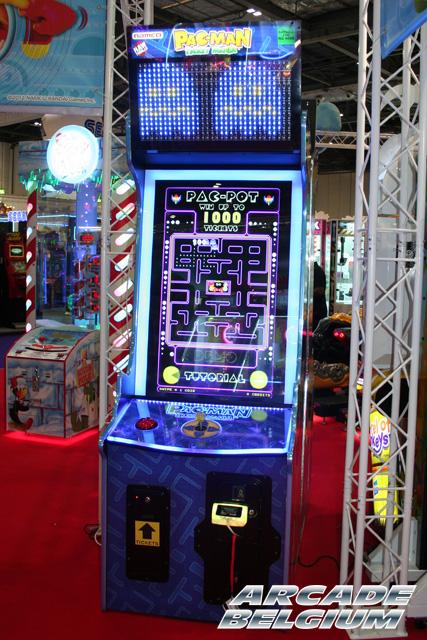 Pac-Man Chomp Mania Eag14013b