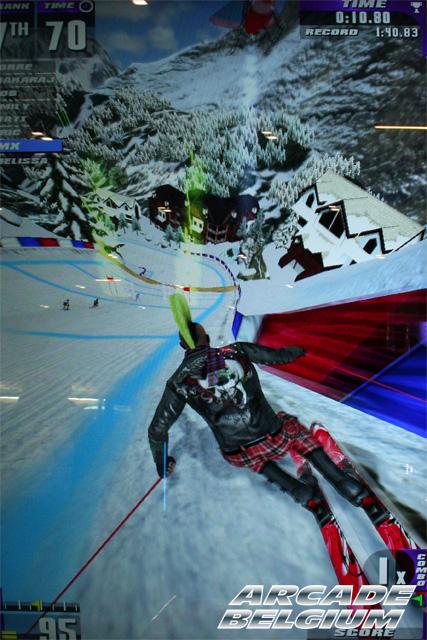 Super Alpine Racer Eag14024b