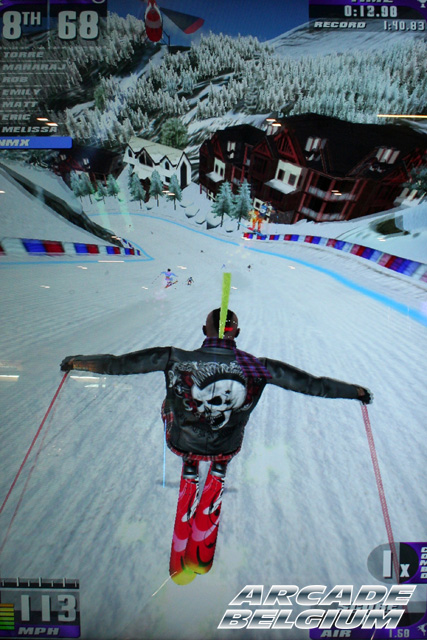 Super Alpine Racer Eag14025b