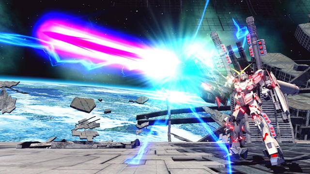 Mobile Suit Gundam Extreme VS. Maxi Boost Gunmax1405_04