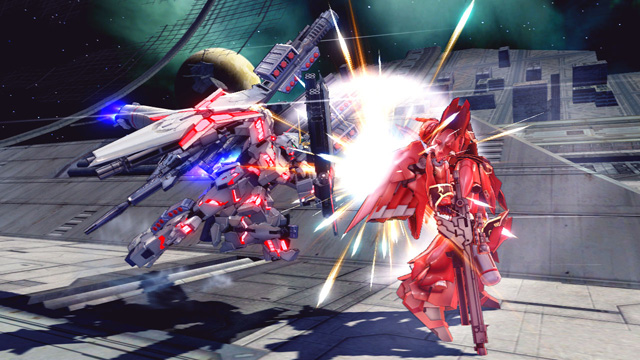 Mobile Suit Gundam Extreme VS. Maxi Boost Gunmax1405_06