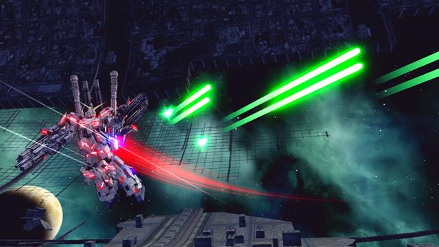 Mobile Suit Gundam Extreme VS. Maxi Boost Gunmax1405_07