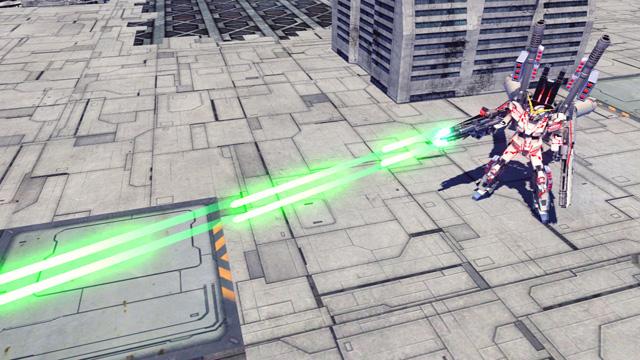 Mobile Suit Gundam Extreme VS. Maxi Boost Gunmax1405_08