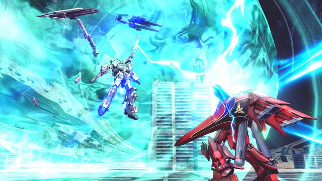 Mobile Suit Gundam Extreme VS. Maxi Boost Gunmax1405_09