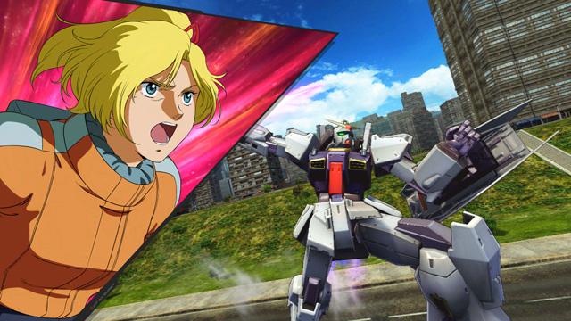 Mobile Suit Gundam Extreme VS. Maxi Boost Gunmax1406_15