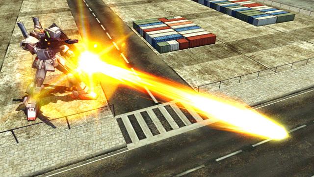 Mobile Suit Gundam Extreme VS. Maxi Boost Gunmax1406_16