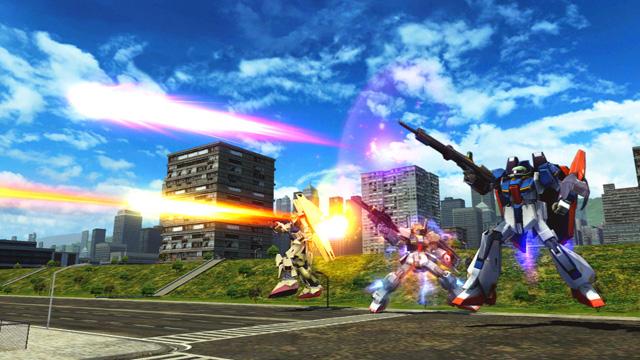 Mobile Suit Gundam Extreme VS. Maxi Boost Gunmax1406_18
