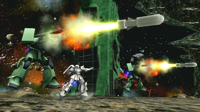 Mobile Suit Gundam Extreme VS. Maxi Boost Gunmax1406_24