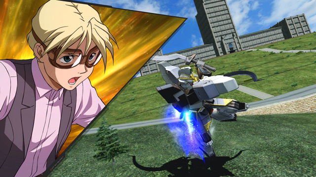 Mobile Suit Gundam Extreme VS. Maxi Boost Gunmax1411_04