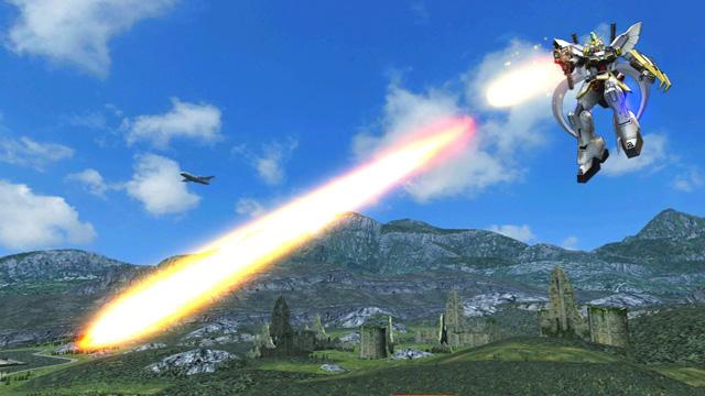 Mobile Suit Gundam Extreme VS. Maxi Boost Gunmax1411_05
