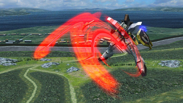 Mobile Suit Gundam Extreme VS. Maxi Boost Gunmax1411_06