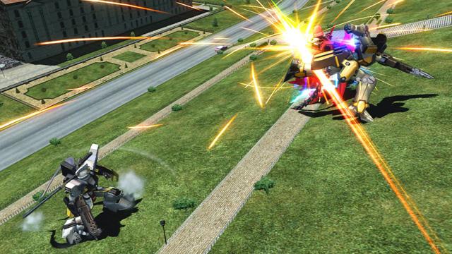 Mobile Suit Gundam Extreme VS. Maxi Boost Gunmax1411_07