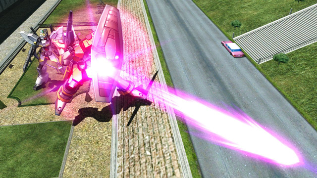 Mobile Suit Gundam Extreme VS. Maxi Boost Gunmax1411_08