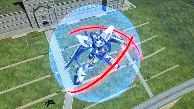 Mobile Suit Gundam Extreme VS. Maxi Boost Gunmax1411_09