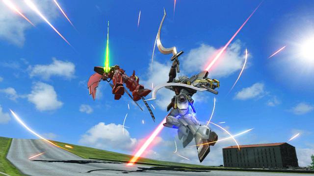 Mobile Suit Gundam Extreme VS. Maxi Boost Gunmax1411_10