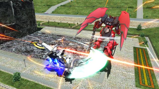 Mobile Suit Gundam Extreme VS. Maxi Boost Gunmax1411_11