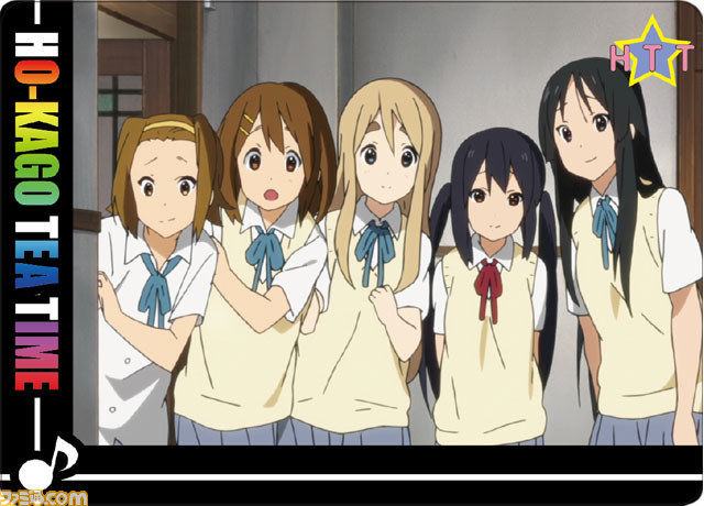 K-ON!! Hokage Rhythm Selection  Konhokaselection_06