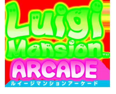 Luigi's Mansion Arcade Luigi_00