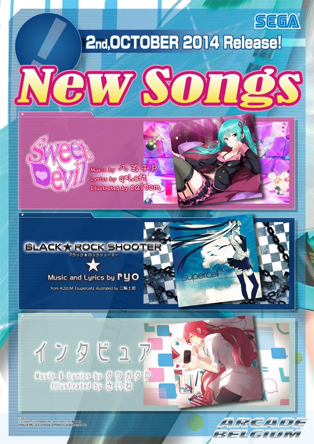 Hatsune Miku Project DIVA Arcade Future Tone Mikuft141001
