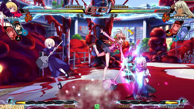 Nitro+ Blasterz - Heroines Infinite Duel Nitroplus_07