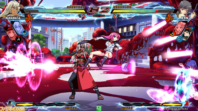 Nitro+ Blasterz - Heroines Infinite Duel Nitroplus_08