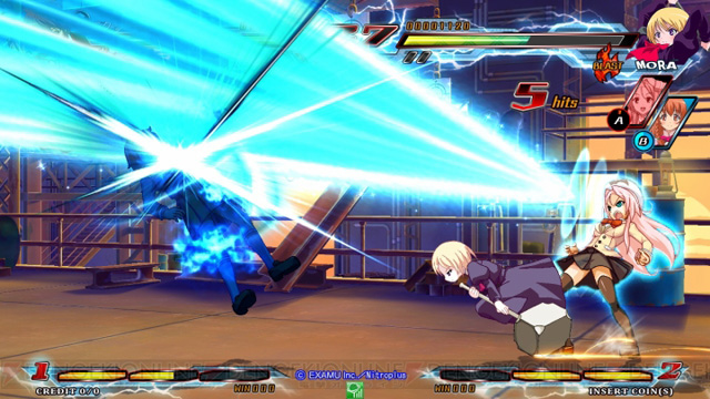 Nitro+ Blasterz - Heroines Infinite Duel Nitroplus_20