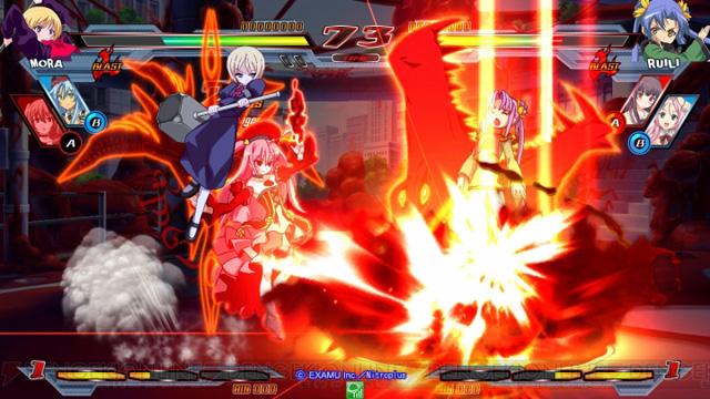 Nitro+ Blasterz - Heroines Infinite Duel Nitroplus_22