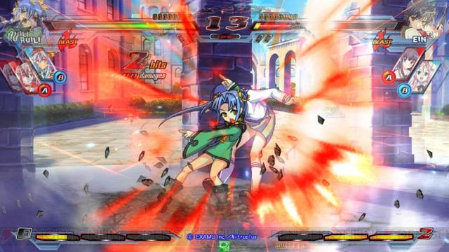 Nitro+ Blasterz - Heroines Infinite Duel Nitroplus_26