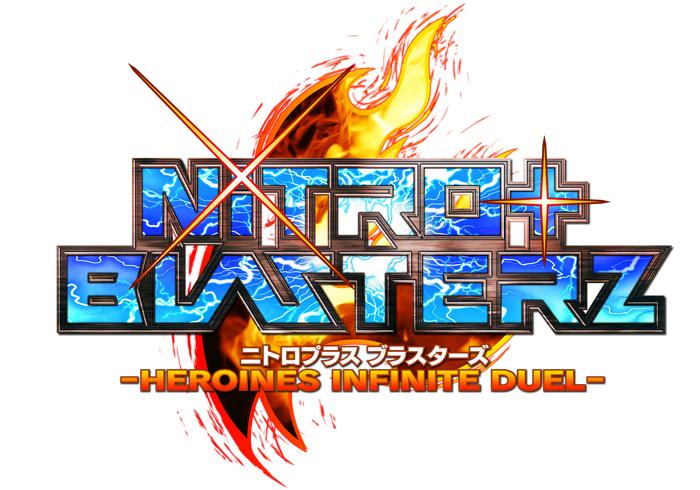 Nitro+ Blasterz - Heroines Infinite Duel Nitroplus_logo
