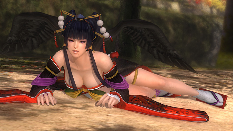 Dead or Alive 5 Ultimate: Arcade Nyotengu_03