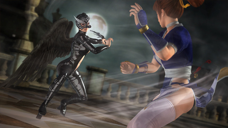 Dead or Alive 5 Ultimate: Arcade Nyotengu_07