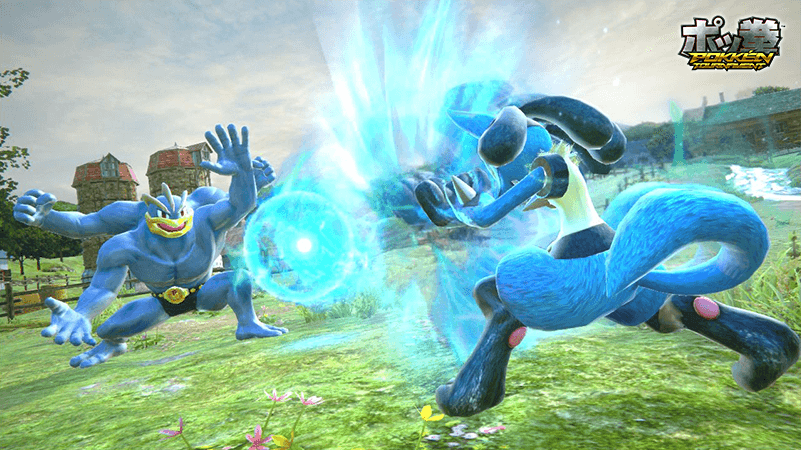 Pokkén Tournament Pokken_03