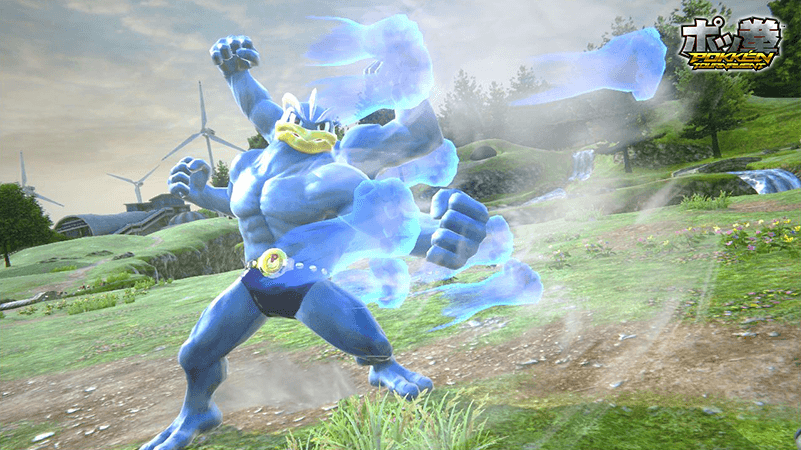 Pokkén Tournament Pokken_04