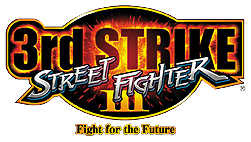 Street Fighter III: 3rd Strike (NESiCAxLive) Sf33rd_logo