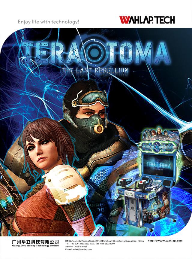 Teratoma: The Last Rebellion Teratoma_01