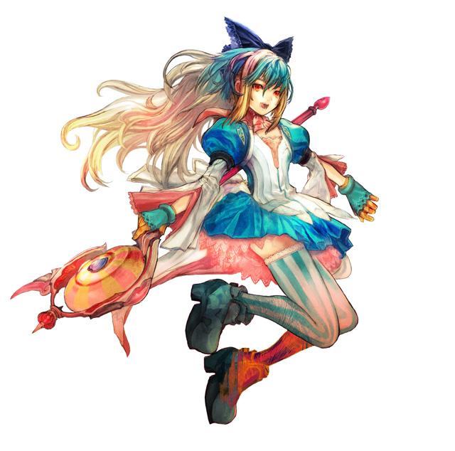 Wonderland Wars Wonder_13