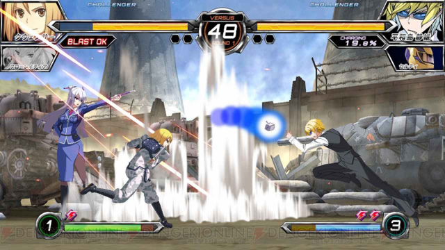 Dengeki Bunko FIGHTING CLIMAX IGNITION Dbfcnw_09