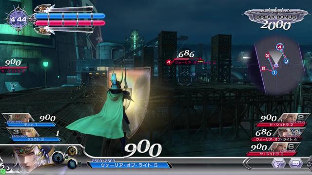 Dissidia Final Fantasy Dissidia_21