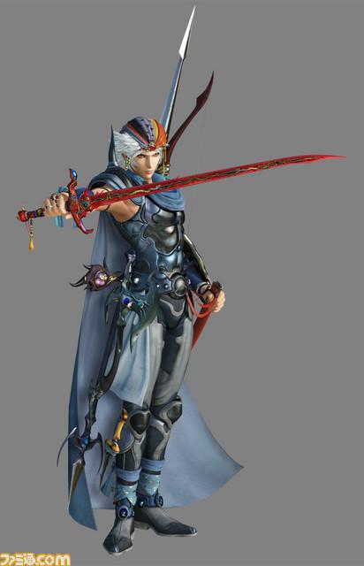 Dissidia Final Fantasy Dissidia_28