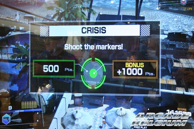 Time Crisis 5 Eag15015b