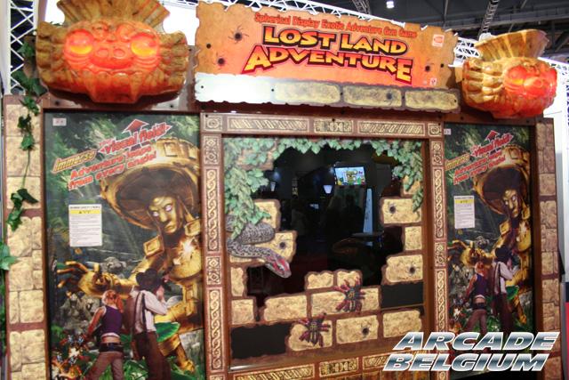 Lost Land Adventure Eag15029b