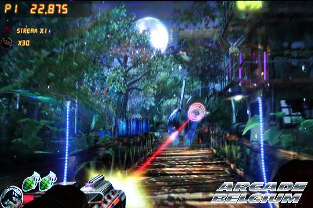 Jurassic Park Arcade Eag15042b