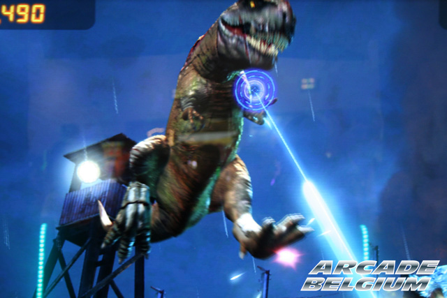 Jurassic Park Arcade Eag15045b
