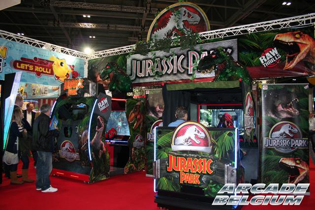 Jurassic Park Arcade Eag15047b